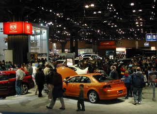 If you have plans to visit the show, New York International Auto Show 2017 will officially start on Saturday, April 15th through Sunday, April 23rd.