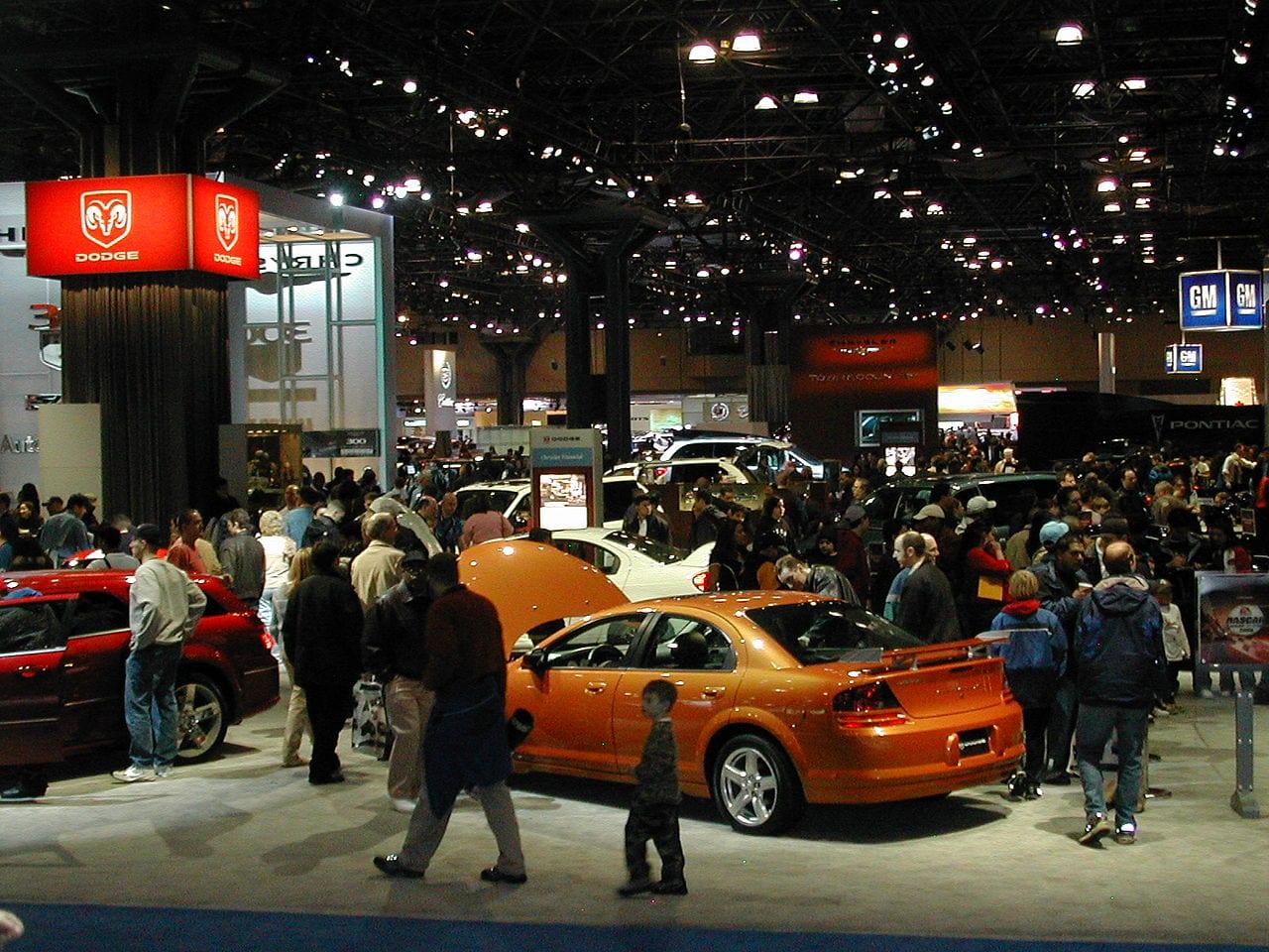 New York International Auto Show Javits Center PlatoPost News - Nyc car show javits center
