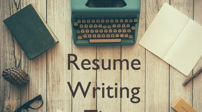 Small tips to make your resume writing experience easier.