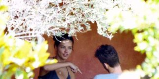 Adriana Lima and Turkish Boyfriend Gallery