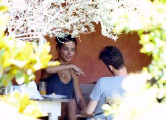 Adriana Lima and Turkish Boyfriend Gallery