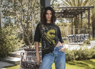 Kyle Jenner presents their Kylie & Kendall Jenner Vintage T-Shirts