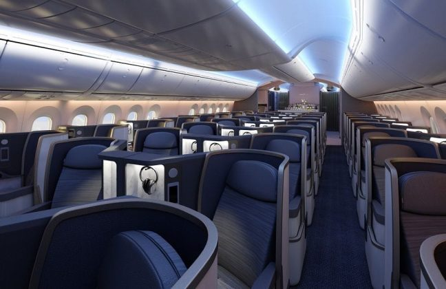 Actual Photos of Boeing 787-8 Dreamliner (2)