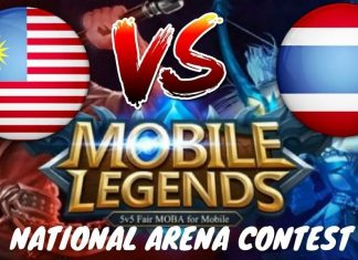 How to Join Mobile Legends National Arena Contest for your Country