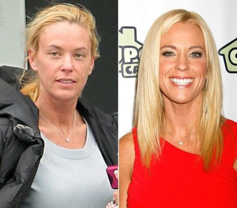 Kate Gosselin without MakeUp