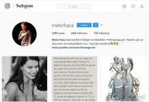 Metin Hara Posted Adriana Lima's Photo with #lovewins Hashtag