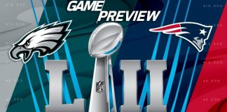 Super Bowl 2018 – Eagles vs Patriots is Live Today!