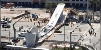 Bridge Collapse in Florida – Up to 10 people were Killed-min