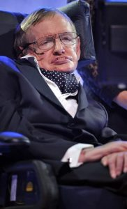 British Scientist, Stephen Hawking dies at 76 Wheelchair