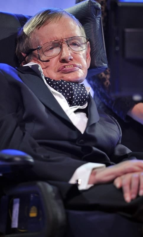 British Scientist, Stephen Hawking dies at 76