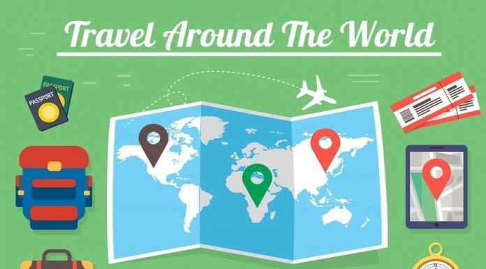 Is It Possible to Travel Around the World for Free-min