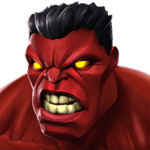 Red Hulk Marvel