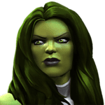 She Hulk Marvel