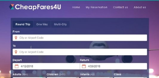 CheapFares4U Scam and Extra Unauthorized Charges