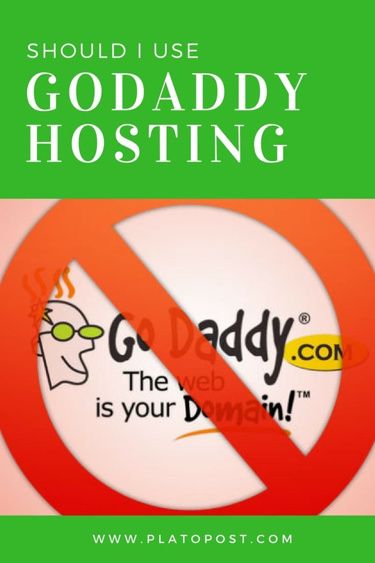 Should I Use GoDaddy Hosting for My Blog