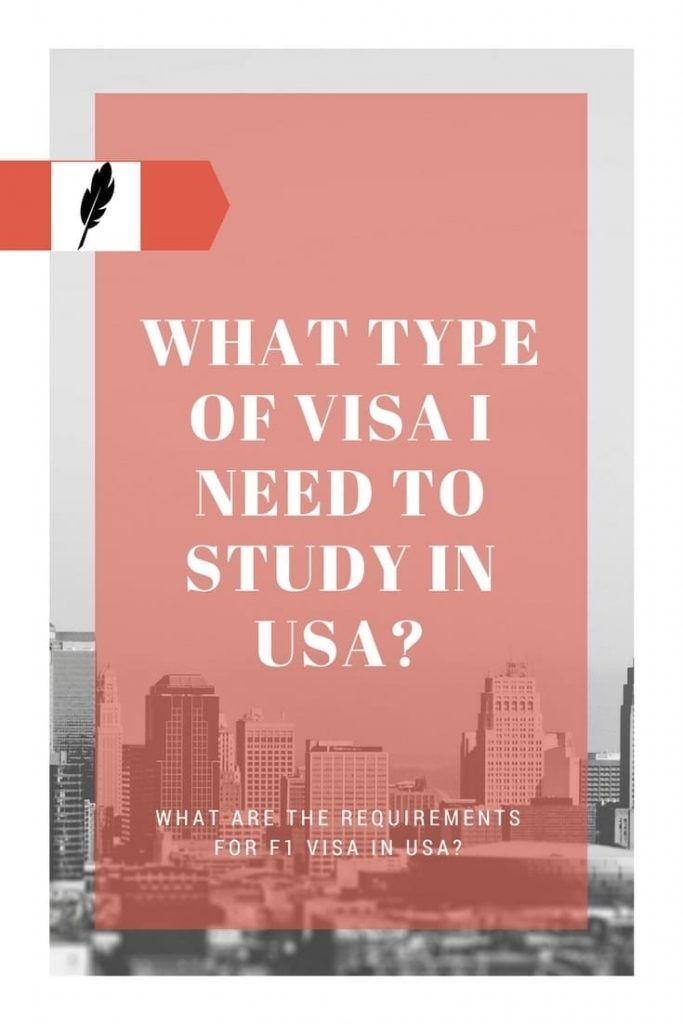What type of Visa I need to Study in USA (1)-min