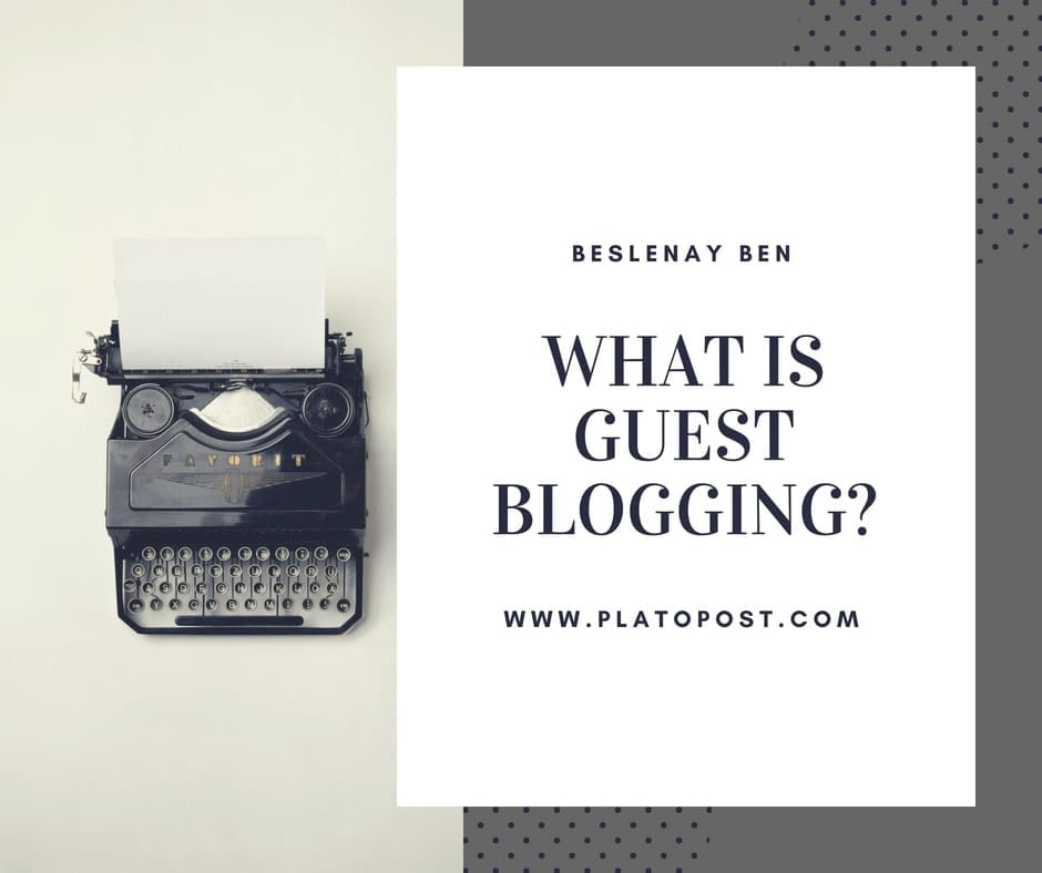 What Does Guest Blogging Mean for SEO?